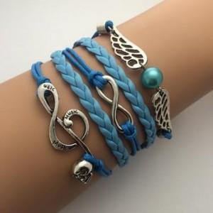 Blauw wings