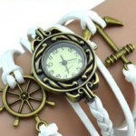 Wit horloge